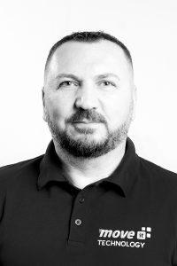 Omar Omeragic, Geschäftsführer